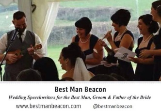 How to nail the wedding day Groom's speech  | best man beacon